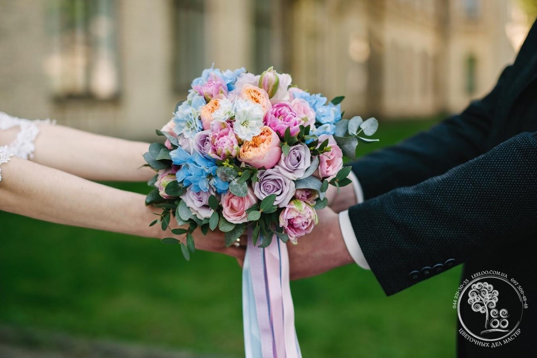 Красивые букеты, заказать букет для невесты, киев